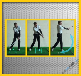 Accelerate at Bottom of Golf Swing, Not Top