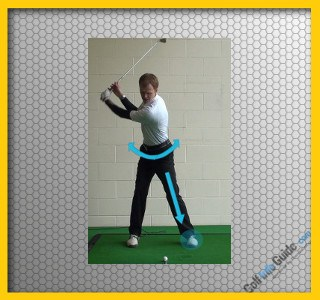 Correct Golf Swing Flaws by Using Big Muscles