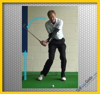 Golf Downswing Slot