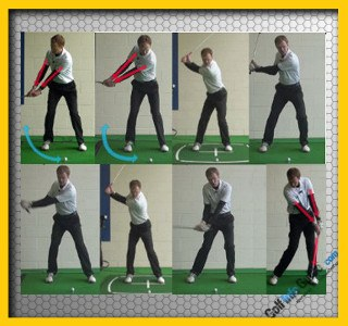 How and Why: Correct Arm Rotation Key to Golf Swing