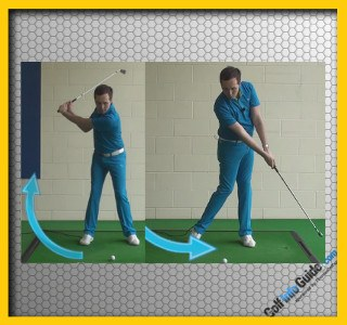 Golf - How To Hit The Low Iron Stinger (Punch)