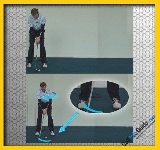 What Should I Focus On To Start My Backswing During My Golf Putting Stroke?