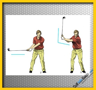 Will a shorter backswing improve my accuracy?