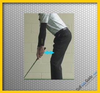How Much Should Your Knees Bend in Setup, Swing? Golf Swing Tip