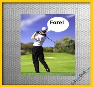 Beginner Golf Tip: Understanding Golf Lingo