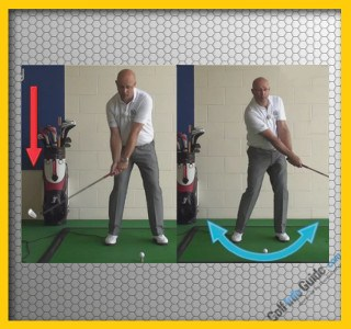 Maximize Your Swing Speed - Peak Through Impact - Senior Golf Tip