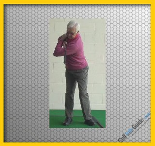 Senior Golf Tip 5: Test Your Flexibility to Improve Shoulder Turn