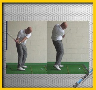 Lower Hands to Hit a Draw, Golf Tip