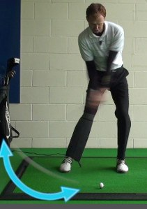 How to Create Acceleration through the Golf Ball