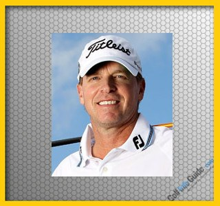 Steve Stricker: Firm Wrists Throughout Golf Swing