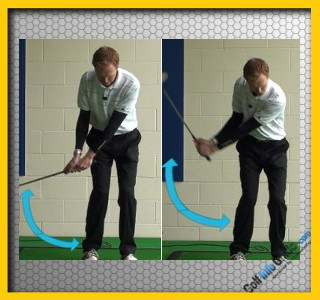 Chipping Tips, From Just Off the Green How to Chip Golf Tip