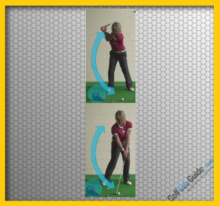 Improve Ballstriking with Miller's Top Golf Drill