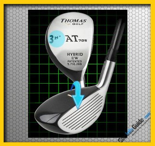 All About Senior Hybrid Golf Clubs