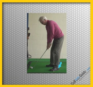 Senior Golf Tips 11: Open Your Stance to Let Hips Clear Through Impact