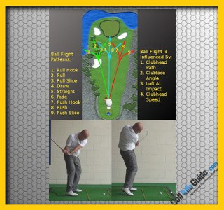 How A Right To Left Draw Shot Gets You More Driving Distance - Senior Golf Tip