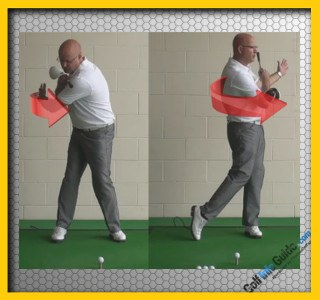 How To Get Longer Drives - Chest Turn Speed - Senior Golf Tip