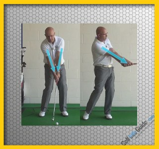 What Is The Correct Right Hand Position At Impact, Golf Tip