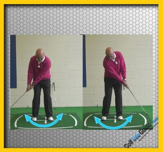 Putting and Weight Shift