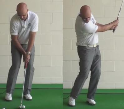Fix Those Short Pitch Problems Hinge the Wrists Early?
