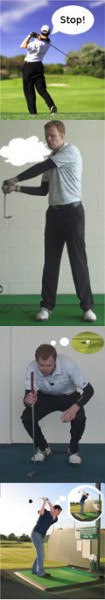 The Causes of Golf Swing Tension