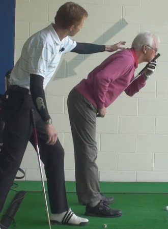 Why Correct Spine Angle Improves Your Swing Plane