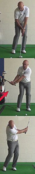All About Basic Wrist Hinge for Pitch Shots