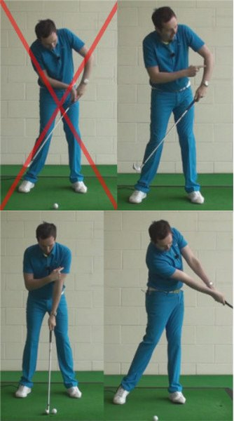 Beginner Golf Tip What Causes Topped and Fat Shots