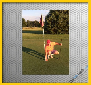 Colin Powers Fairway AT190 – Hole in one at Shamrock Farms
