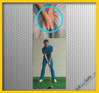 3 tips to drive straight choke down on club