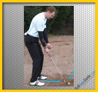 Bunker Practice Drill - Never Hit Another Bunker Shot Fat