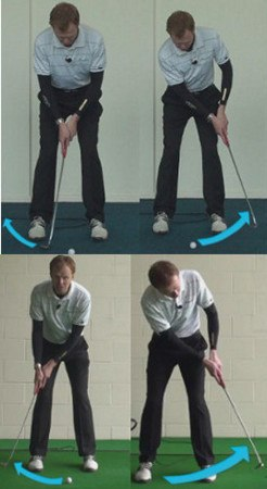 Improving Touch with the Putter