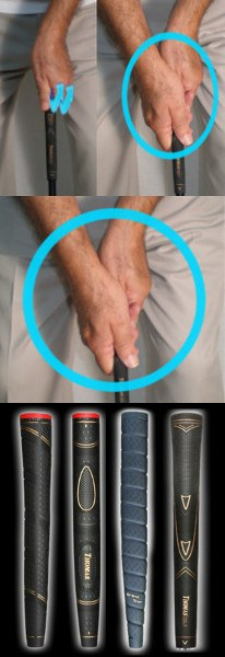 Proper Golf Swing Starts With the Grip Part 1