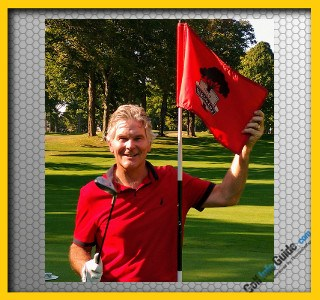 Hole in One 5 Hybrid AT705 Left Handed Marc Morin
