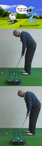 Why Seniors Get the Yips