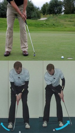 Putter Follow Through to the Finish Top Tips