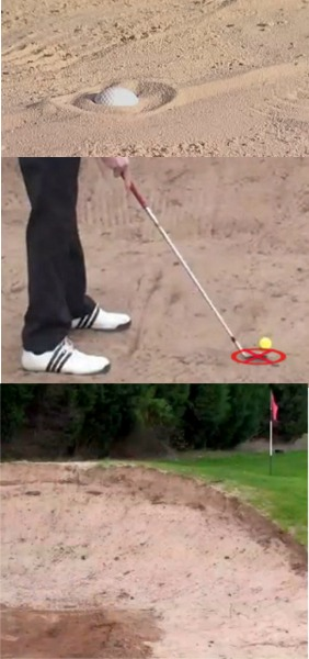 How to Practice Bunker Shots