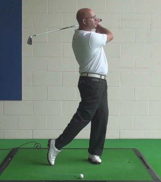 Why Your Follow Through Should Bring Your Head Up
