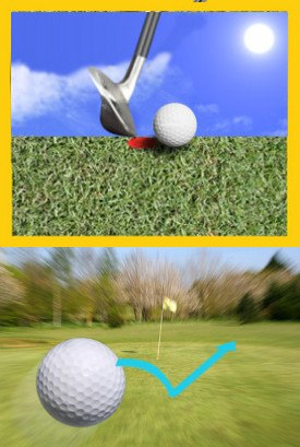 Fluffy Lie Basics – Short Game