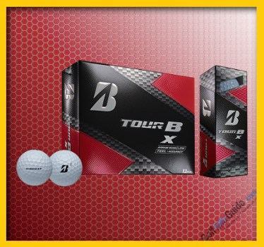 Bridgestone TOUR B X Golf Ball Review
