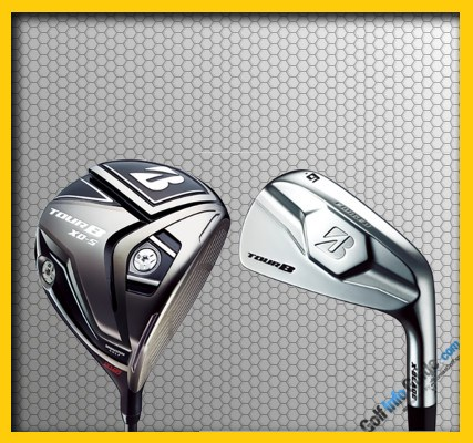 New Bridgestone Golf Products and Equipment