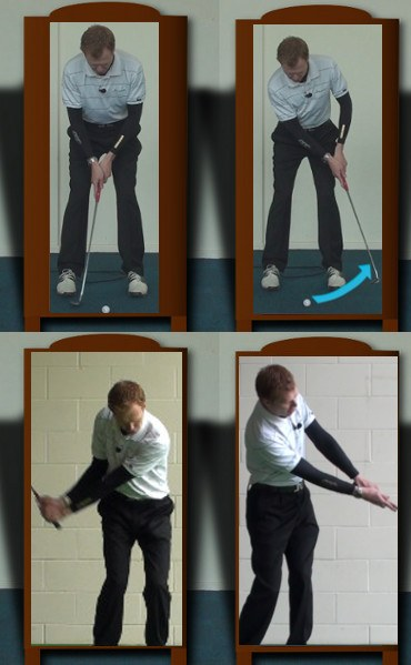 Using Mirrors for Your Short Game Technique