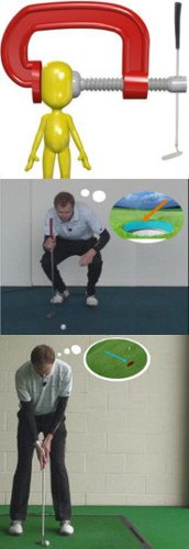 Techniques Dealing with Pressure While Putting