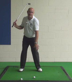 Should Golfers Let Their Left Heel Lift During Their Golf Swing?