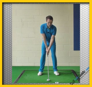 Great Left Handed Drill To Hit Your Irons Close Video