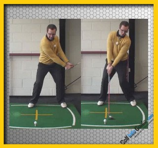 Left Handed Tip: Drive it Both Long and Straight Video