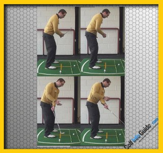 Left Hand Golf Tip: How To Hit A Fade Or A Draw Shot