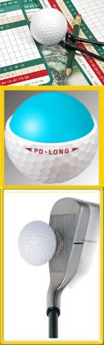 3 Bridgestone Golf Ball Fitting Option