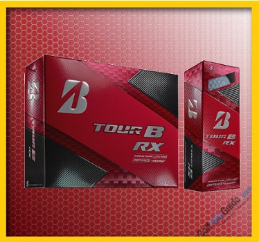 Bridgestone TOUR B RX Golf Ball Review