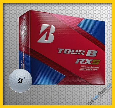 Bridgestone TOUR B RXS Golf Ball Review