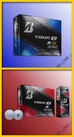 New Bridgestone Top Rated Golf Ball Lineup